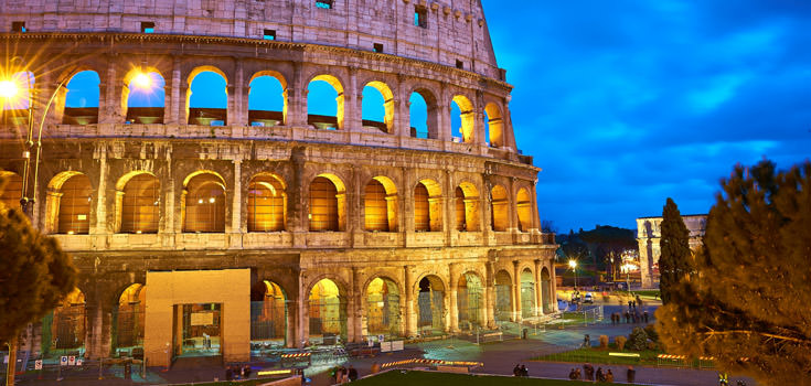 The Classic Italian Cities Honeymoon Package
