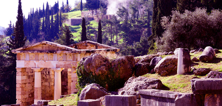 Classical Tour of Greece Honeymoon Package