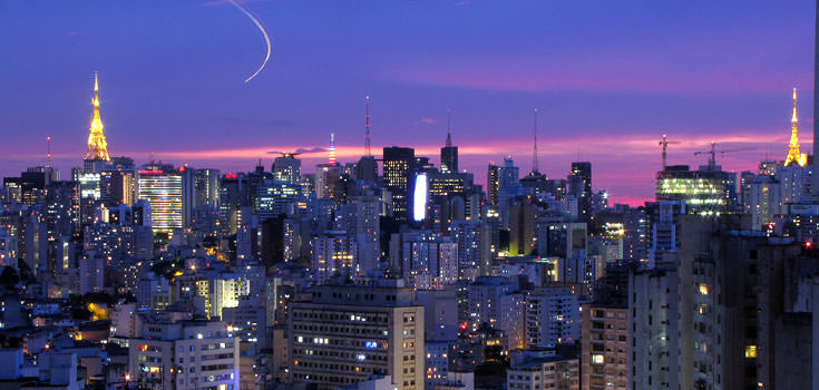 Sao Paulo 3 Days Honeymoon Package
