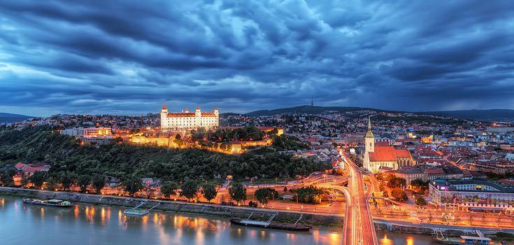 Best of Slovakia Honeymoon Tour Package