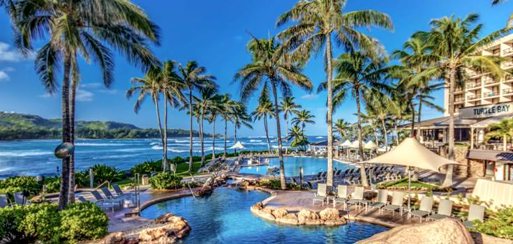 North Shore Romance Package in Oahu at Turtle Bay Resort
