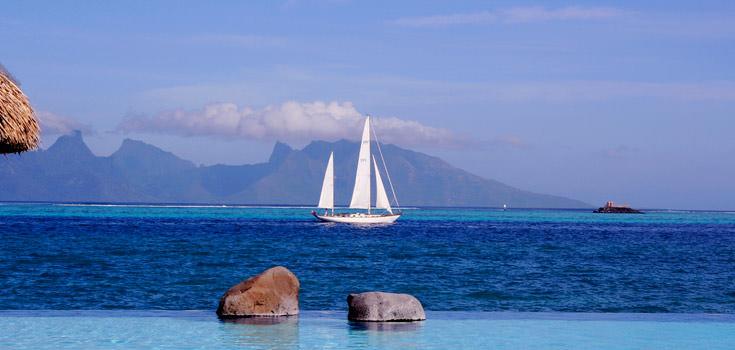 Tahiti and Society Islands 7 Nights Honeymoon Package