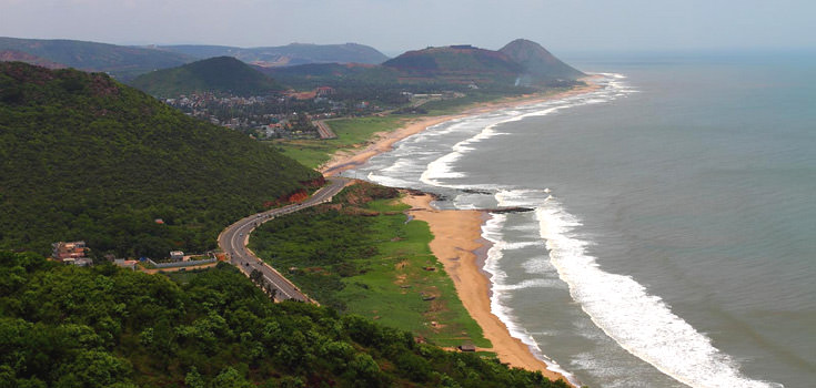 Vizag and Araku Valley 3 Nights Honeymoon Tour Package