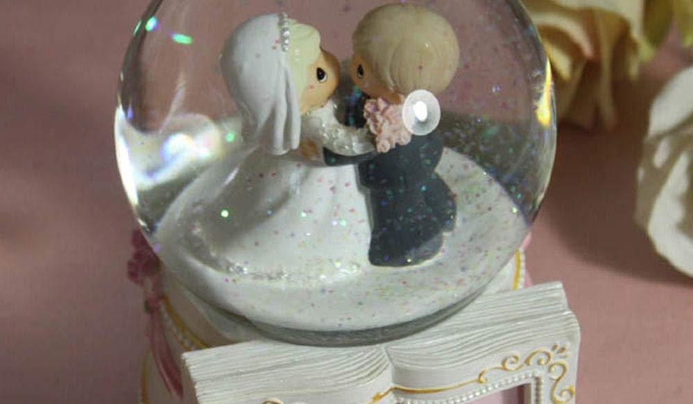 Wedding Music Box