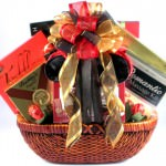 romantic basket