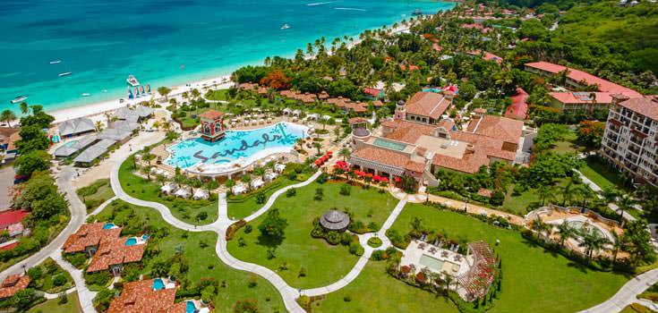 All Inclusive Honeymoon Package at Sandals Grande Antigua