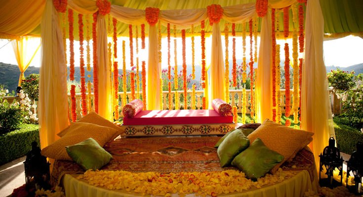 wedding night room