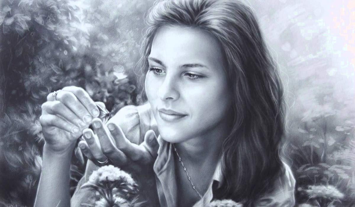 Portrait of Her