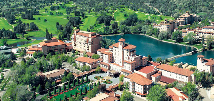 Colorado Winter Romantic Getaway at The Broadmoor