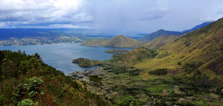 Wonder Lake Toba Sumatra Island Honeymoon Package