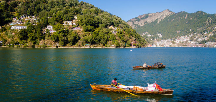 Uttarakhand Romantic Delight Honeymoon Package