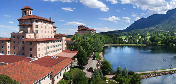 Colorado Summer Romantic Getaway at The Broadmoor
