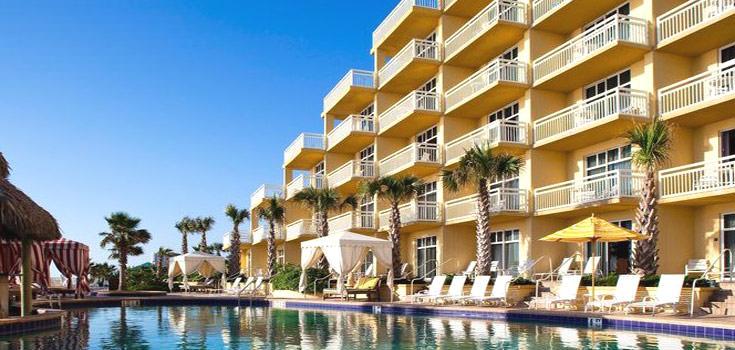 Honeymoon at The Shores Resort & Spa Florida