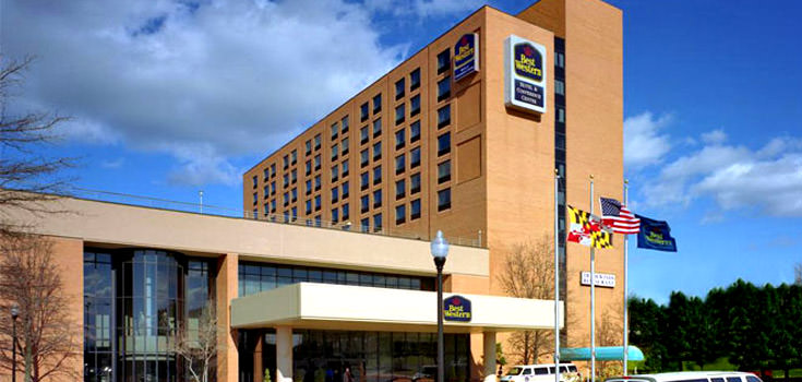 Romantic Baltimore Getaway at Best Western Plus Hotel