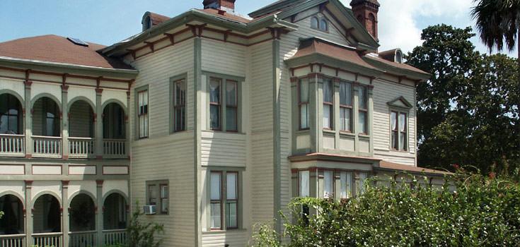 Amelia Island Fairbanks House Deluxe Honeymoon Package