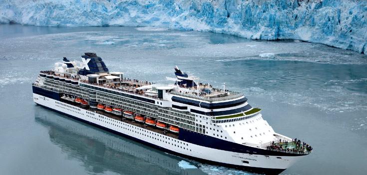 7 Nights Alaska Hubbard Glacier Cruise by Celebrity Cruises