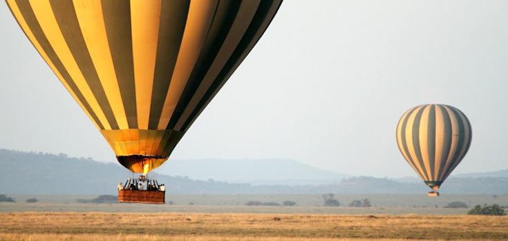 East Africa Wildlife and Beaches Honeymoon Package
