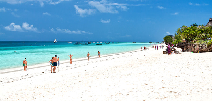 Zanzibar Beach and Tanzania Safari Honeymoon Package