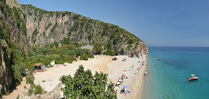 Highlights of Albania 5 Days Honeymoon Package