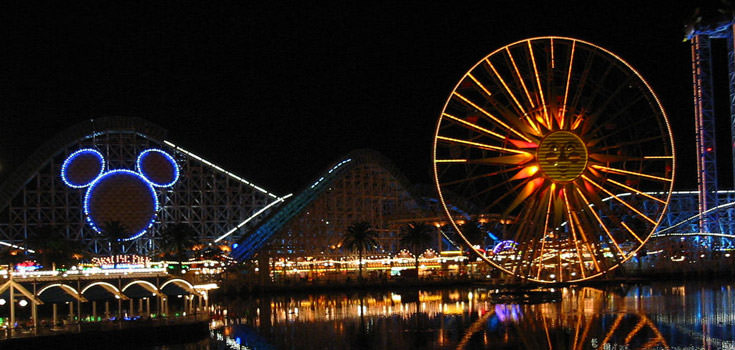 3-Day Anaheim, Las Vegas and Grand Canyon Tour