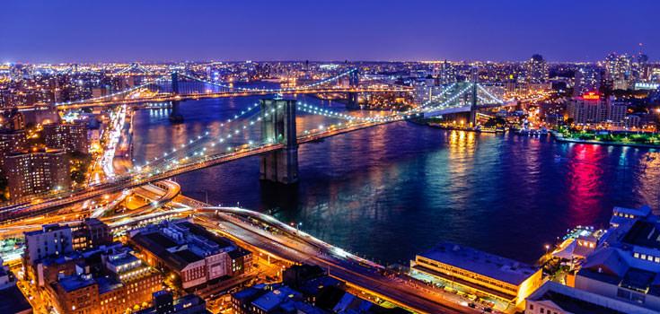 4 Days Romantic Getaway to Brooklyn