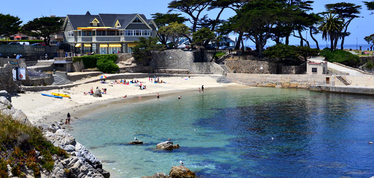 Monterey 3 days Romantic Getaway