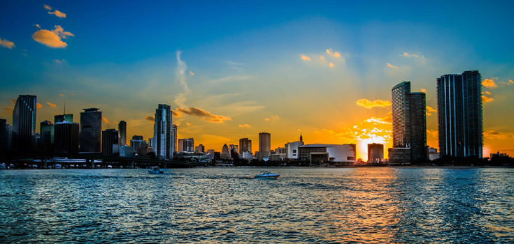 5-Day Essence of Miami Tour with Sunset View in Key West Honeymoon Package