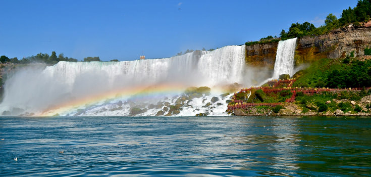 3 Days Niagara Fall, Saratoga Springs and Brooklyn Honeymoon Package