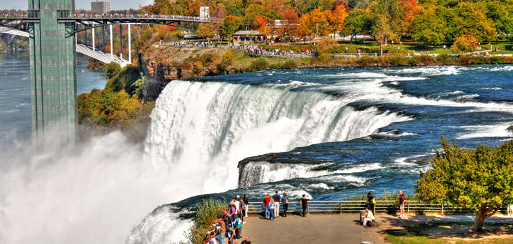 5 Days Niagara Fall, Buffalo, Brooklyn, Albany and Rochester Honeymoon Package