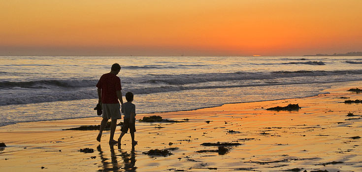 3-Days Santa Barbara, Carmel and  San Francisco Honeymoon Package