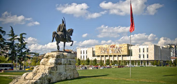 Tirana and Beach Holiday