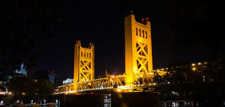 4 Nights and 5 Days Sacramento, Monterey, Santa Barbara, Anaheim Honeymoon Package