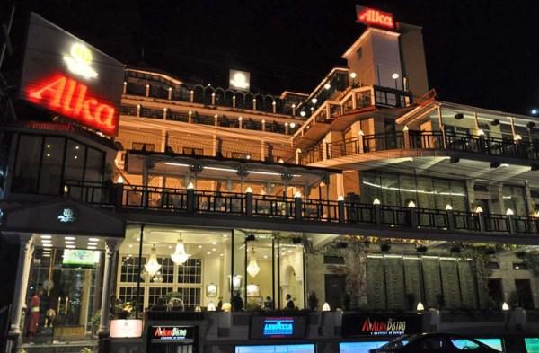 Alka The Lake Side Hotel Nainital