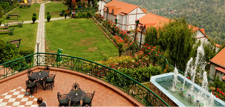 Hotel Kasauli Resort Kasauli Online Booking Of Romantic