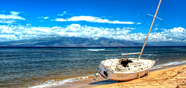 4 Days Lanai Beach and Landscape Romantic Getaway