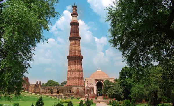 Qutub Minar Complex in Delhi