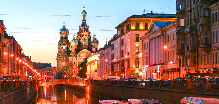 3 Days St. Petersburg, USA Honeymoon Package