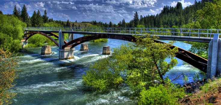 Romantic Getaway to Spokane