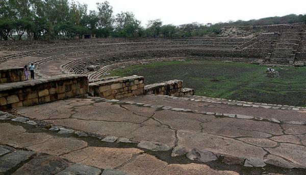 Surajkund in Faridabad, near Delhi