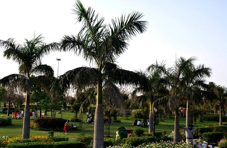 Swarn Jayanti Park