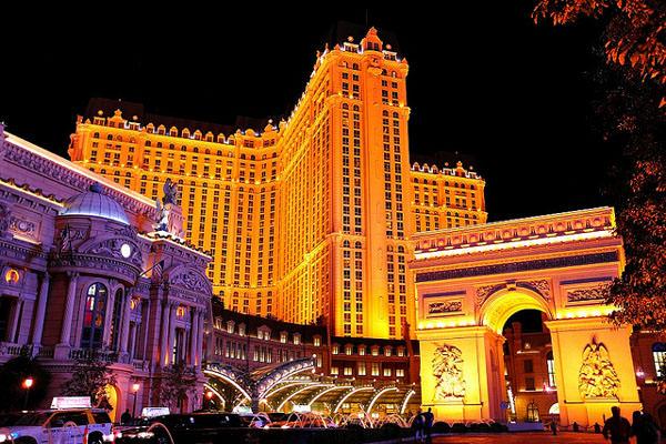 Top Hotels in Las Vegas For Honeymoon