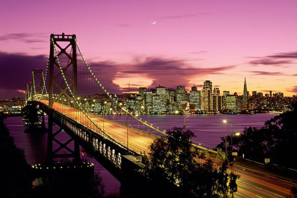 7 Days Golden West Coast USA Honeymoon with Indian Meals
