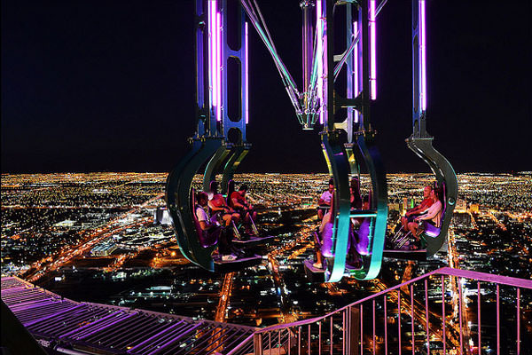 Stratosphere Tower Ride