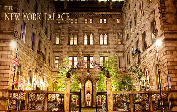 The New York Palace New York Online Booking Romantic Honeymoon Packages In The New York Palace Ny