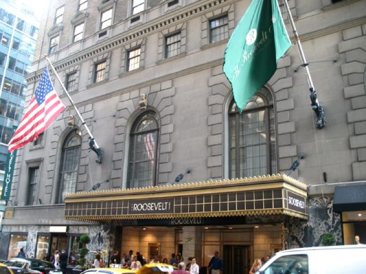 The Roosevelt Hotel New York Online Booking Romantic