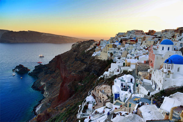 Art Maisons Luxury Santorini Hotels Aspaki & Oia Castle