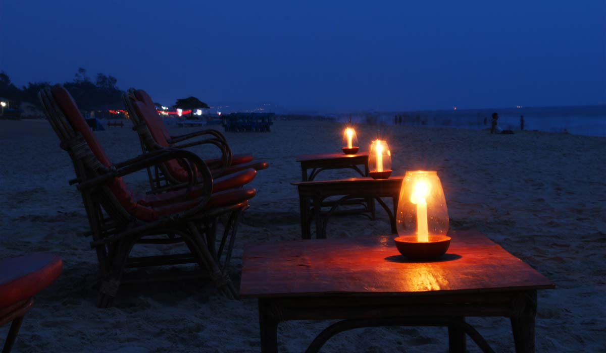 Romantic places to visit in goa places to see in goa for for Top 10 places to go on your honeymoon