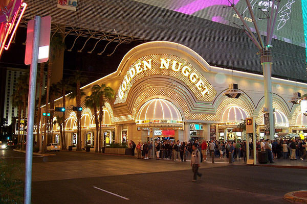 golden nugget online casino like a diamond