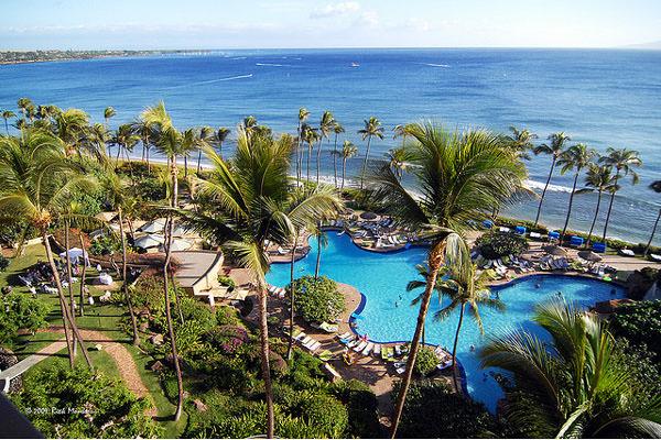 Hyatt Regency Maui Resort And Spa Hawaii Romantic