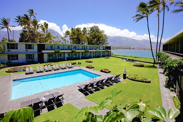 Maui Seaside Hotel Kahului Romantic Honeymoon Packages In Maui Seaside Hotel Kahului